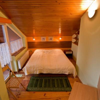 Sypialnia - Apartament Kokosz