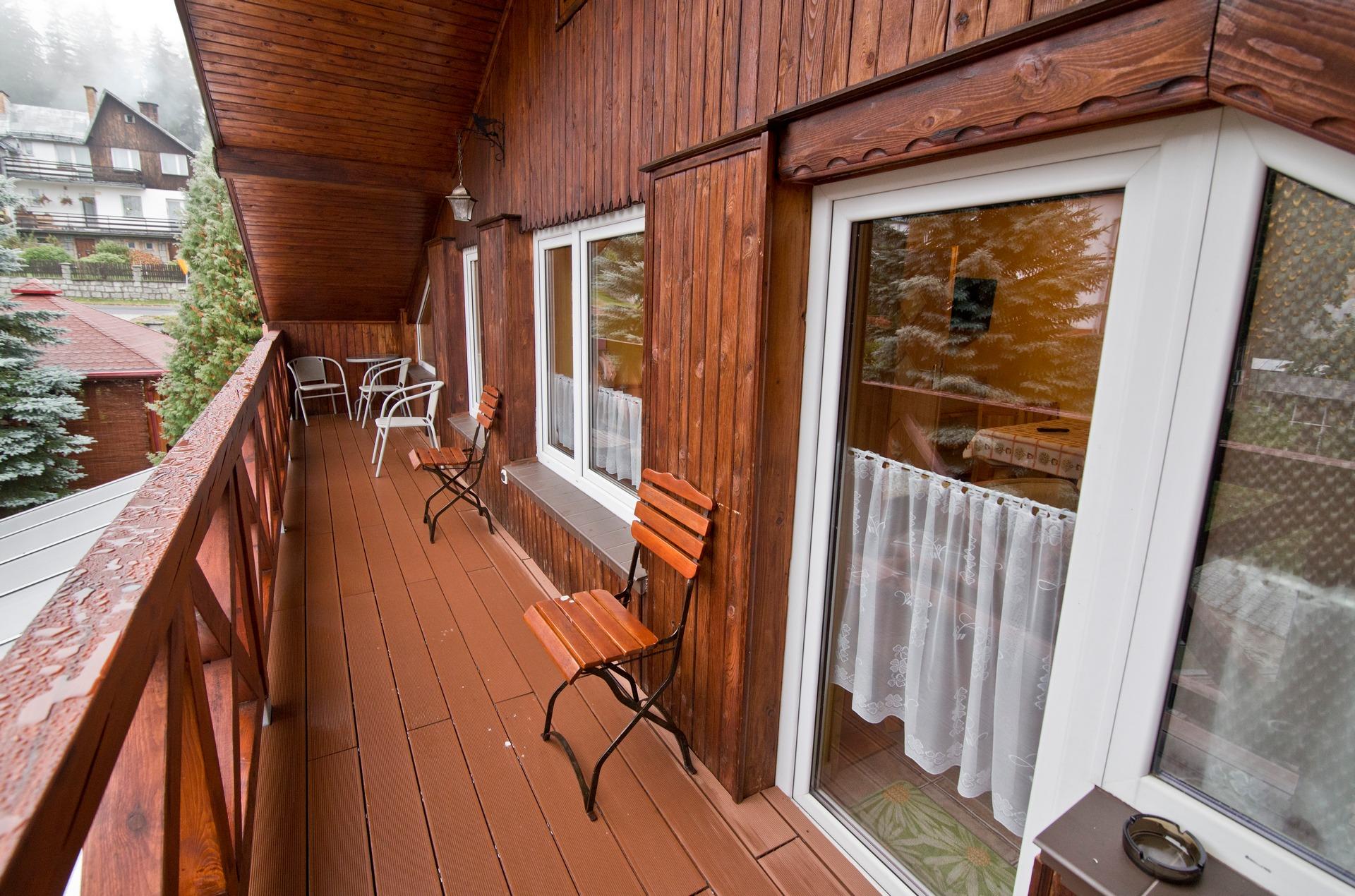 Balkon - Apartament Kokosz
