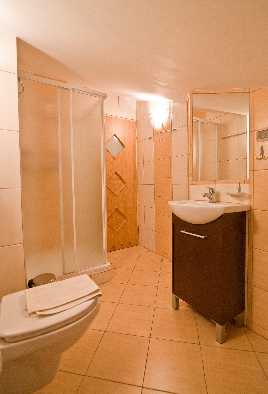 Łazienka - Apartament Kokosz